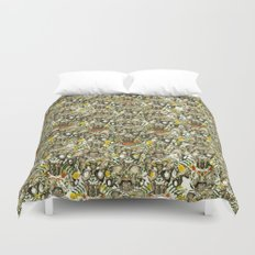 Love Your Bones Duvet Cover