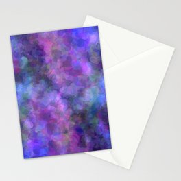 Blueberry Bubbles Stationery Cards