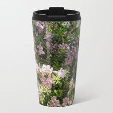 Floral Me This Metal Travel Mug