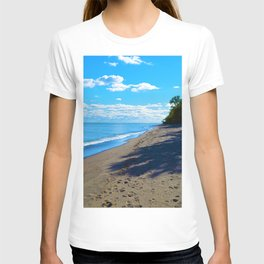 Point Pelee National Park Trails in  Leamington, Ontario, Canada T-shirt
