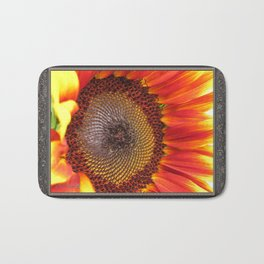 Sunflower from the Color Fashion Mix Bath Mat
