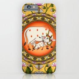 Pichwai art  iPhone Case