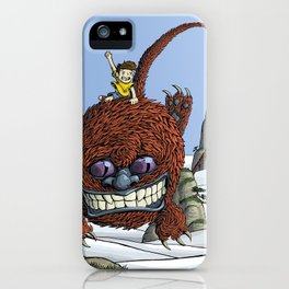 Mountain Hopper iPhone Case