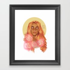 Illuminated Framed Art Print