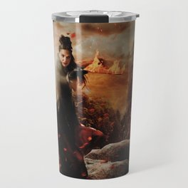 Character Poster Series - The Queen Travel Mug