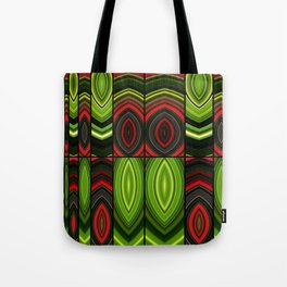 Fractured Ring 03 Tote Bag
