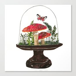 Vivarium No.1  Print  Canvas Print