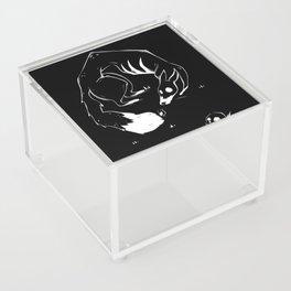 Friend Acrylic Box