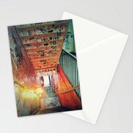 kiosk nyc Stationery Cards