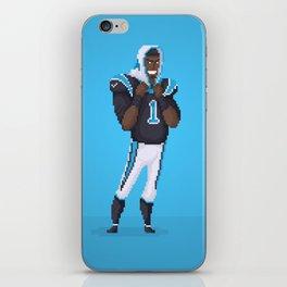 Cam Newton iPhone Skin