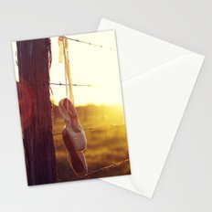 Country Ballet Stationery Cards