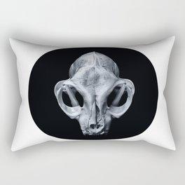 Feline Calvariae Locus I Rectangular Pillow