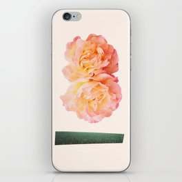 peachy keen iPhone Skin