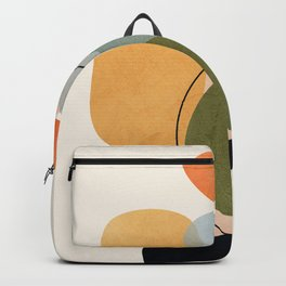 Abstract Shapes 17 Backpack