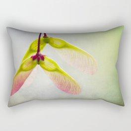 Beginnings Rectangular Pillow