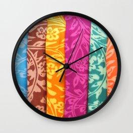 Bali Kuta Wall Clock