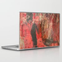 african Laptop & iPad Skins featuring African Man by Fernando Vieira