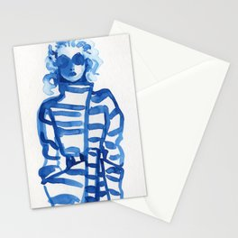 Jeanne Moreau in a Vivienne Westwood outfit Stationery Cards