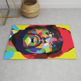 Schoolboy Q Pop Art Rug