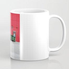 Red Hong Kong Coffee Mug