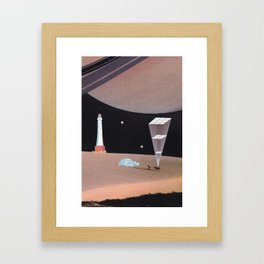 Colony Framed Art Print