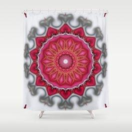 Sweet Valentine Shower Curtain