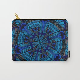 Mandala Ocean Carry-All Pouch