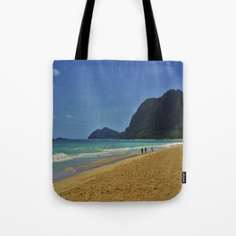 Waimanalo Beach - Hawaii Tote Bag