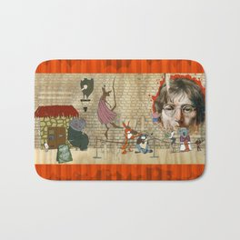 Creatives Wanted Bath Mat