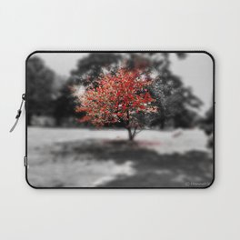 Blood Tree Laptop Sleeve