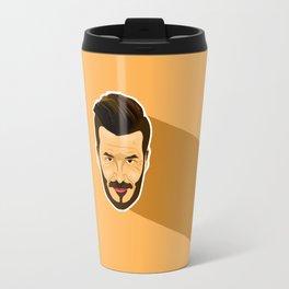 David Beckham Travel Mug
