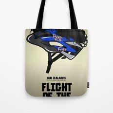 Flight of the Conchords - Hair Helmet Tote Bag