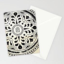 Manhole Cover 5 Stationery Cards