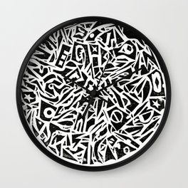 Everything but the kitchen sink Wall Clock