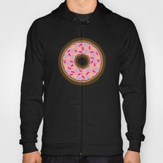 Donut Pattern Hoody