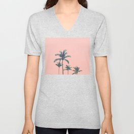 Cotton Candy Summer Unisex V-Neck