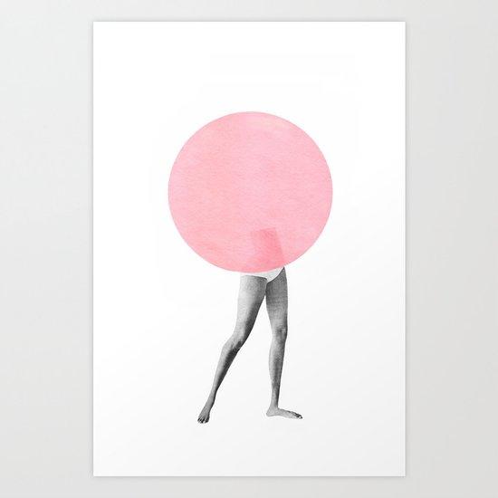 Anthousai Art Print