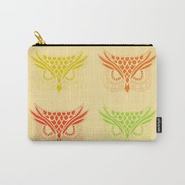 Owl Tribe Carry-All Pouch