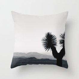 Joshua Tree NP Throw Pillow