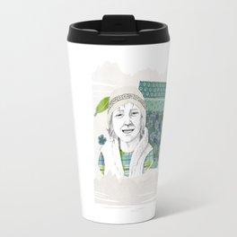 Child in Peru Travel Mug