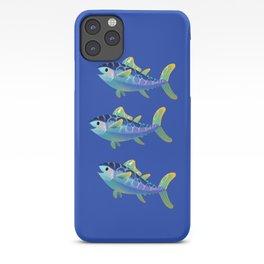 Atlantic Bluefin Tuna iPhone Case