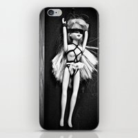bondage iPhone & iPod Skins featuring Bondage Barbie by MistyAnn @ What the F-stop Prints