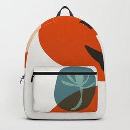 haiku - minimalist garden zen Backpack
