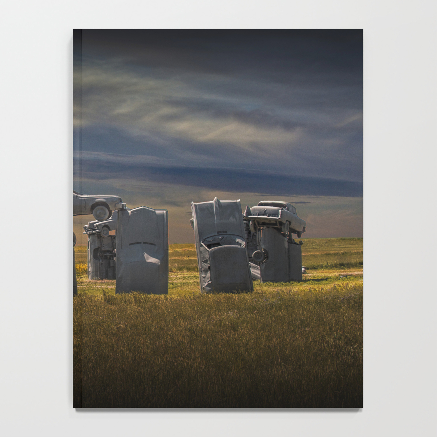 Обои Carhenge near Alliance, Nebraska. Разное foto 8