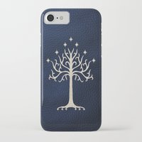 gondor iPhone & iPod Cases featuring For Gondor by enthousiasme