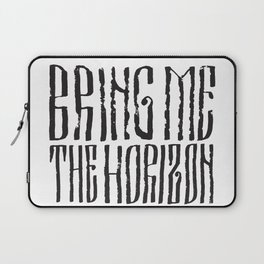 BMTH Lettering Laptop Sleeve
