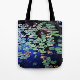 paramecium pond Tote Bag