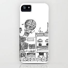 Main Street iPhone Case