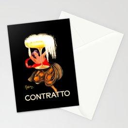 Prosecco Contratto Leonetto Capiello Stationery Cards