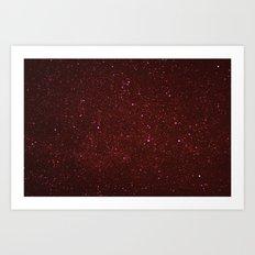 stars.. Art Print